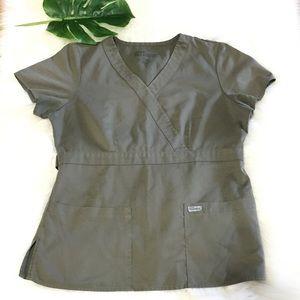 Grey's anatomy scrubs top size M